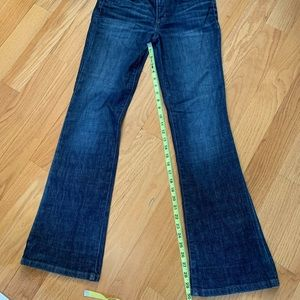 Joe's Jeans Provocateur bootcut w/ button pockets